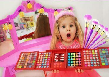 兒童最佳化妝套裝[2021年]